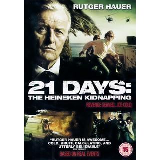 21 Days: The Heineken Kidnapping [DVD]
